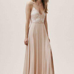 Sadia Plus Size Dress BHLDN Anthropologie 16